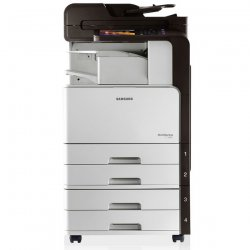 SCX-8128NA Black & White Multifunction Laser Printer