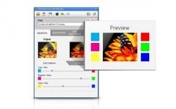 The Samsung Easy Color Manager