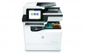 HP PageWide Managed Color MFP E77650dn-E77660dn Printer series